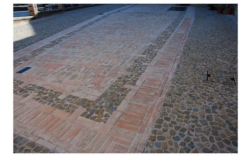 restauro pavimentazione