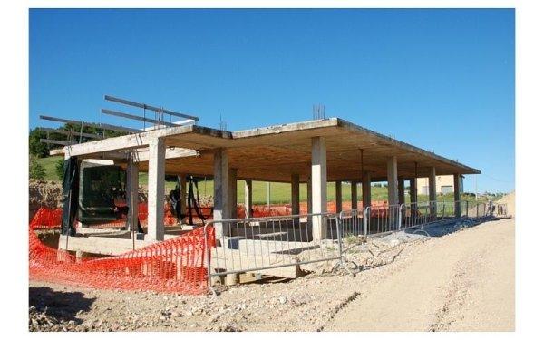 costruzione edifici industriali