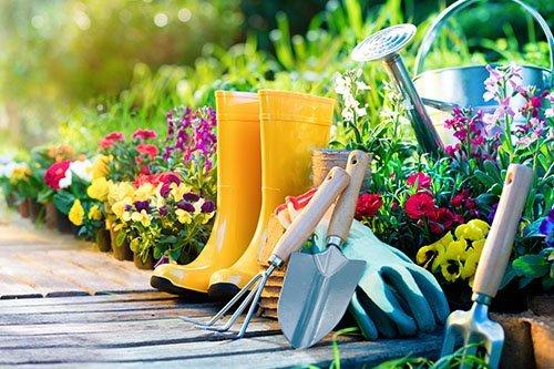 articoli per giardinaggio