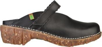 scarpa aperta in pelle