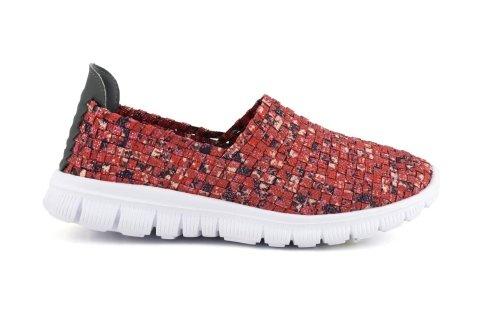 scarpa donna con fondo in gomma