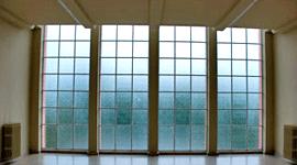 vetrata grande