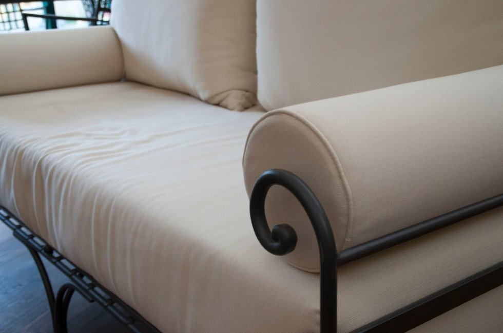 divani in ferro da giardino Cit tende Casarza Ligure
