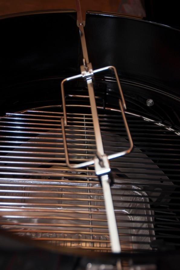 girarrosto barbecue weber  cit tende Casarza Ligure