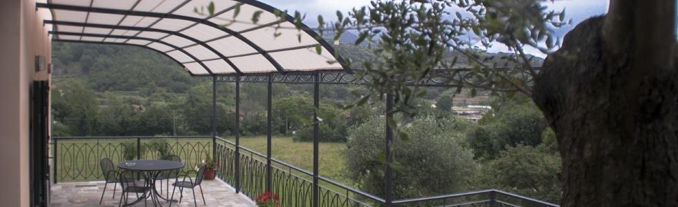 Coperture verande in plexiglass vetro Cit tende Casarza Ligure