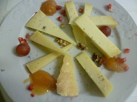 selezione formaggi grottino