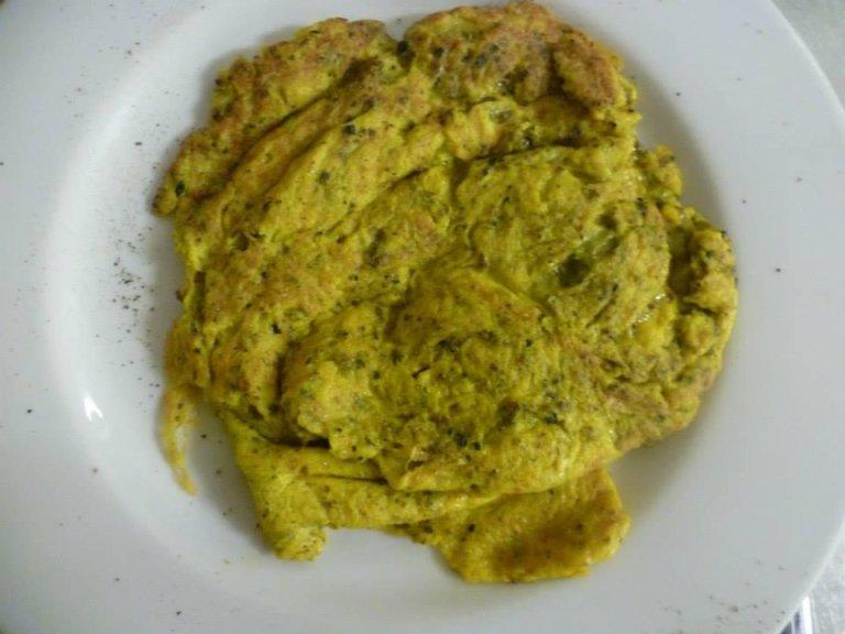 frittata tartufo