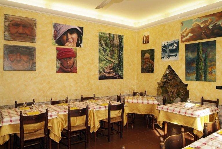 sala principale del ristorante