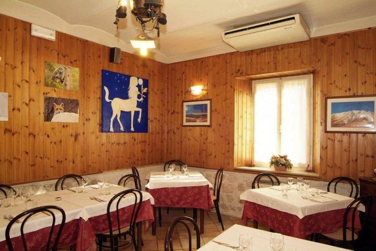 sala pranzo ristorante