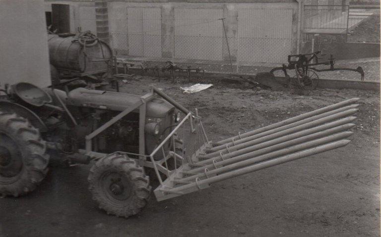 officina trattori