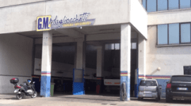 riparazione di autovetture