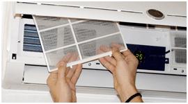 filtri elettrostatici climatizzatori