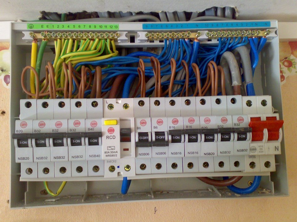 Domestic electrical experts