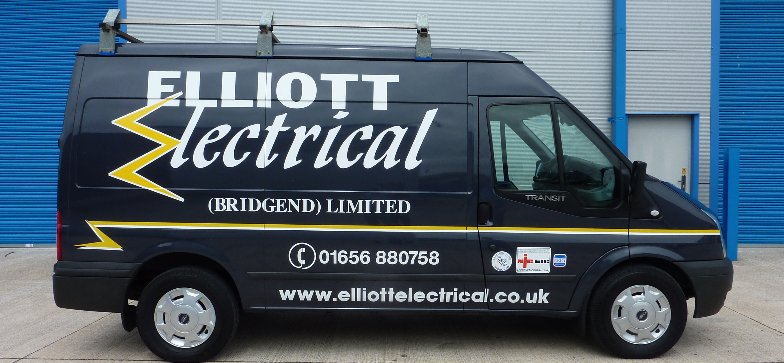 Electrical services in Bridgend