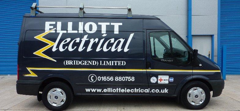 Electrical services in Bridgend