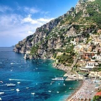 Visita Sorrento e Amalfi