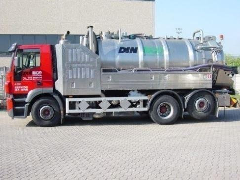 trasporto rifiuti liquidi pericolosi
