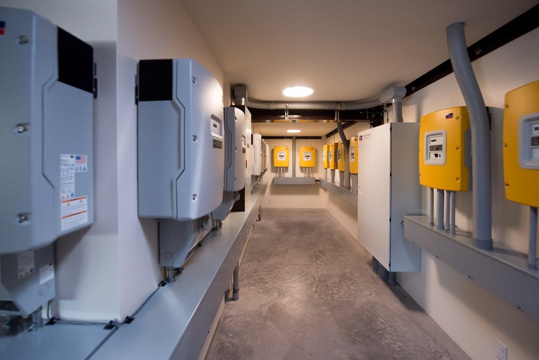 Bakken Hale installed 177KW off grid ground mount solar power system in Honokaa, HI