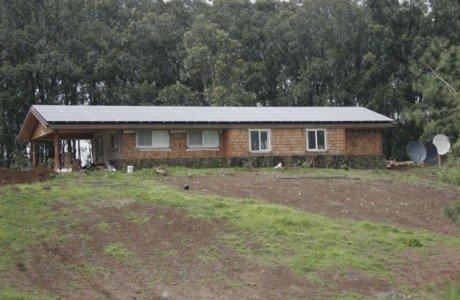 Private Residence Kohala installed 10.6KW off grid solar power system in Honokaa, HI