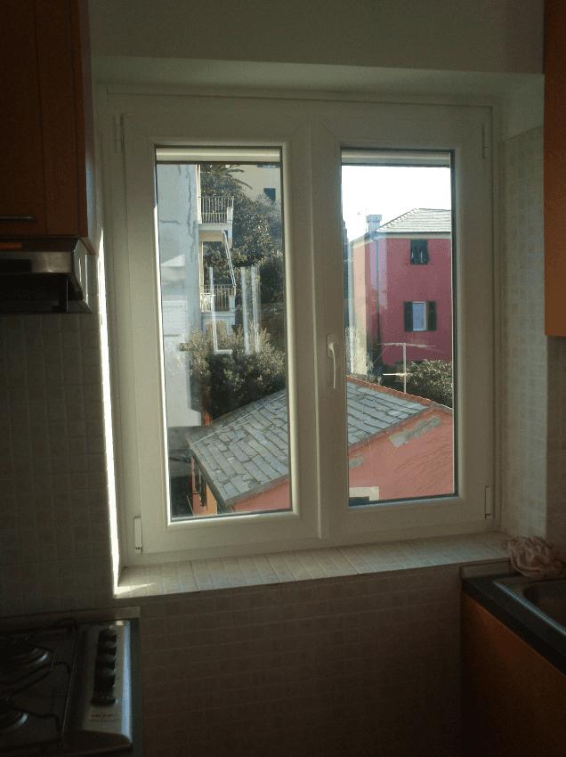 Finestre in PVC Genova