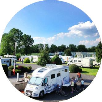 caravan park holidays