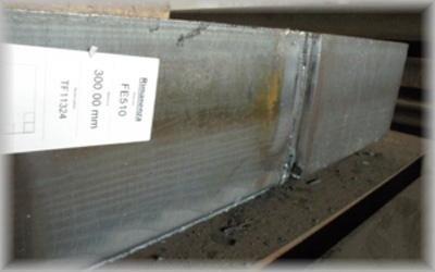 Materiali in ferro ancona