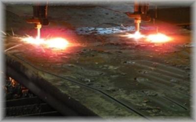 taglio e forgiatura acciaio ancona