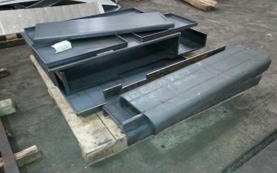 lavorazione strutture di carpenteria ancona