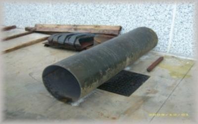 Realizzazione tubi in acciaio ancona