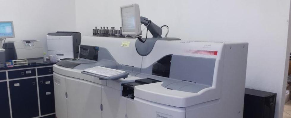 laboratorio analisi vetralla