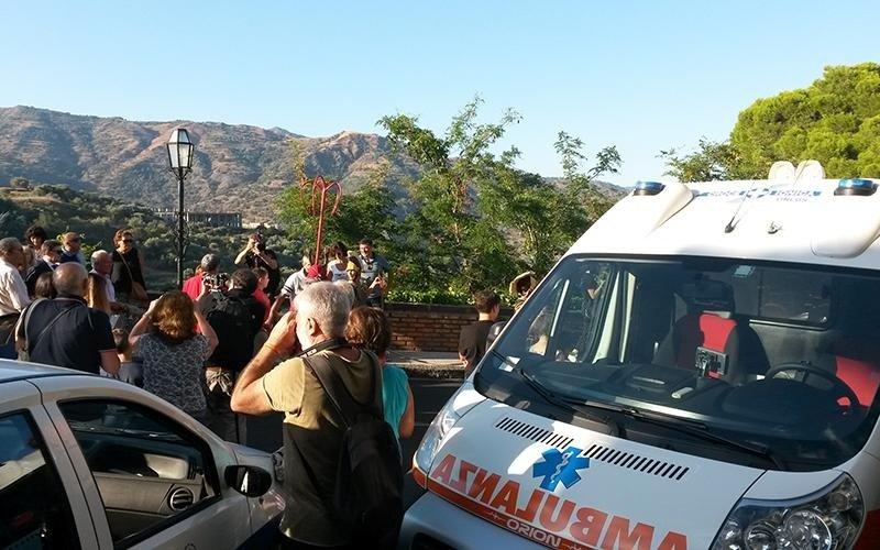 Servizio manifestazioni Messina