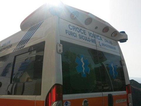 Furci Siculo ambulanze