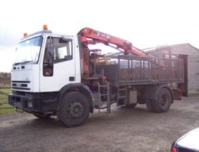 Roofing materials - Stoke - - Truck