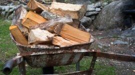 tronchetti di legna, legna per camini, legna da ardere