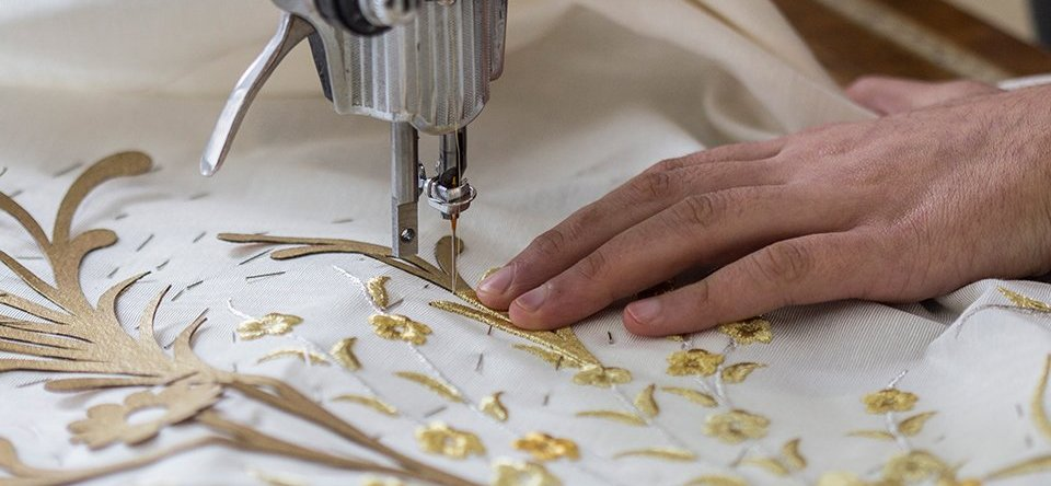 Bespoke Embroidery Services In Wimbledon