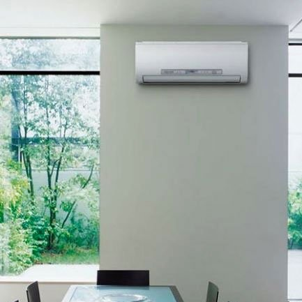 Coolrite air conditioning split system home