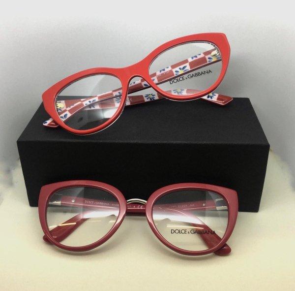 occhiali da vista Dolce e Gabbana donna