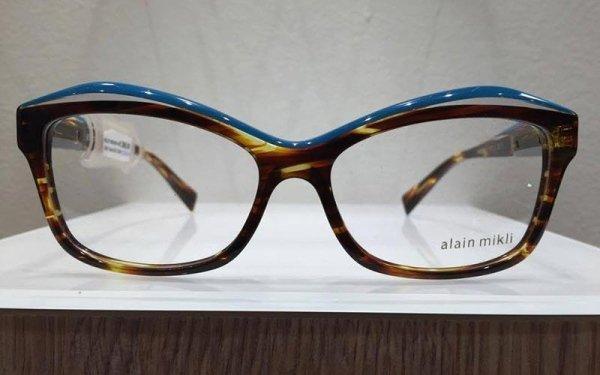 Occhiali alla moda Alain Mikli
