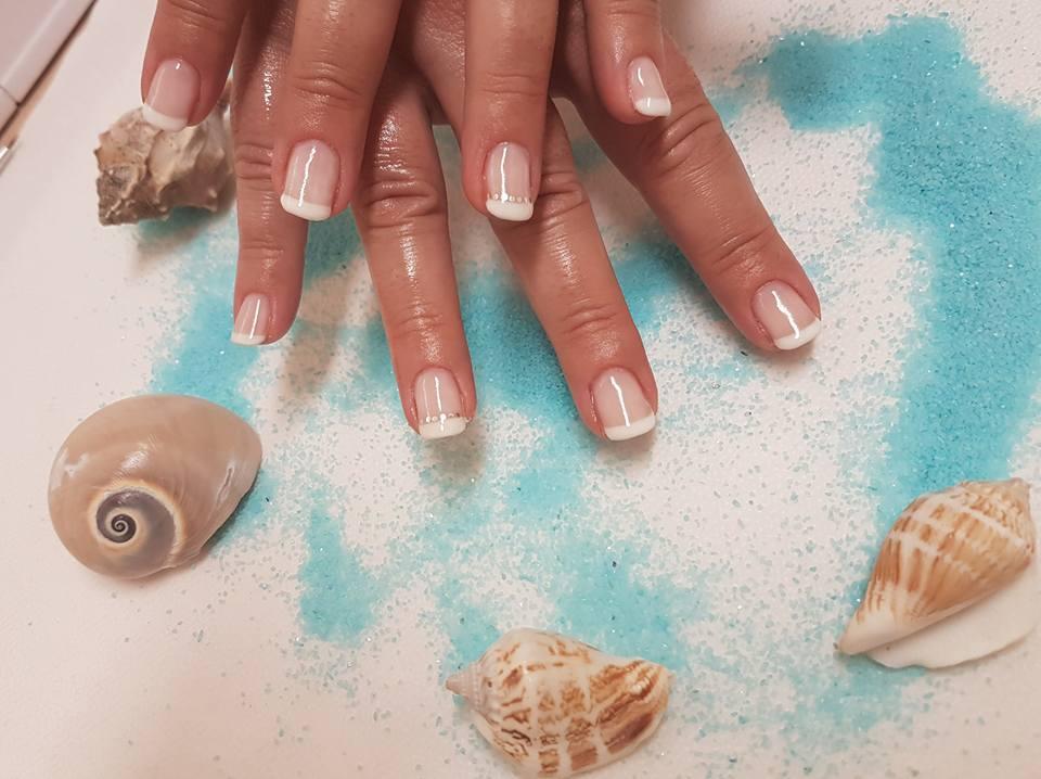 mani dopo trattamento manicure