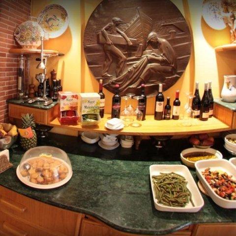 Ristorante cucina napoletana La Focaccia a Terracina