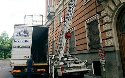 mezzi per traslochi Torino