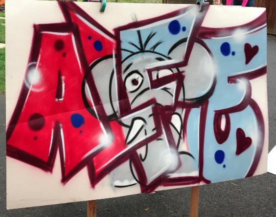 Graffiti Birthday Parties