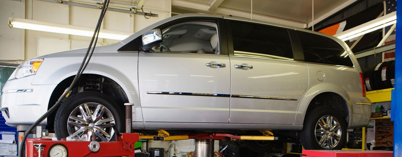Commercial vehicle testing