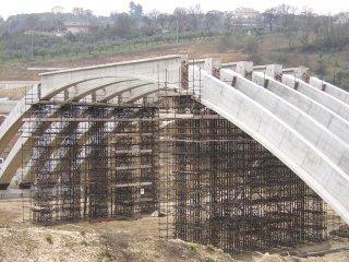 centinatura per varo ponte