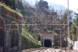 protezione linea ferroviaria