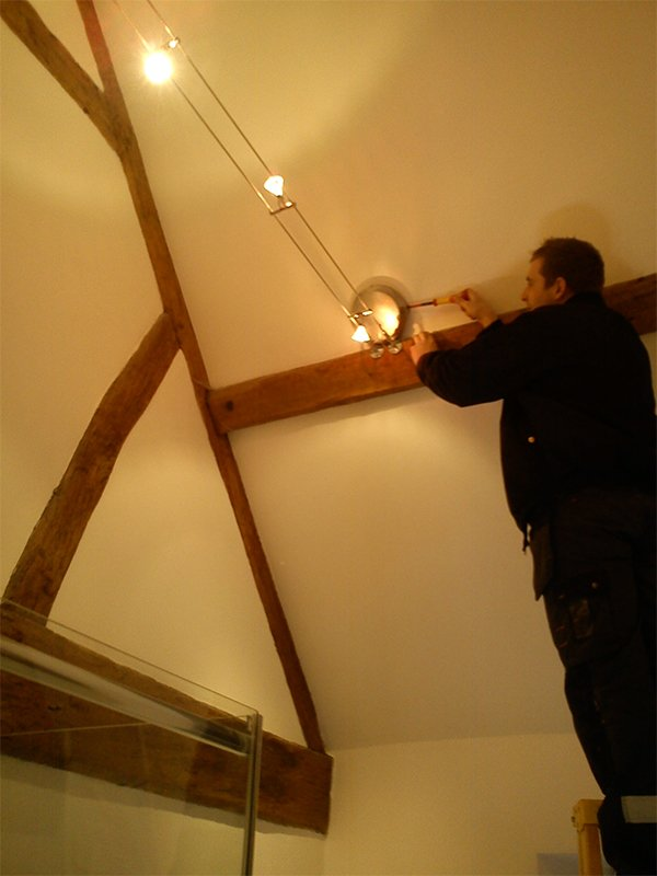 lighting repairs