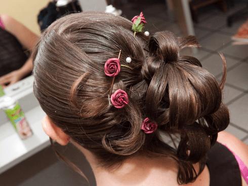 decorazione capelli