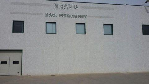 Bravo sas, magazzini refrigerati