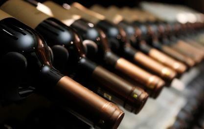 stoccaggio settore vino