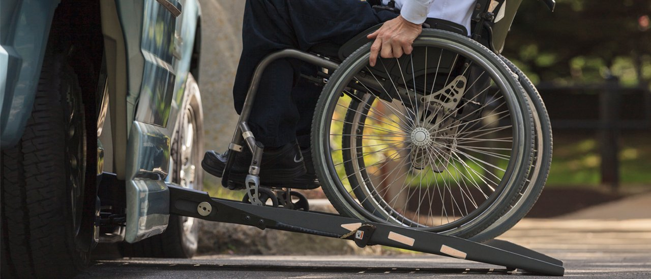 DISABLED TAXI HIRE